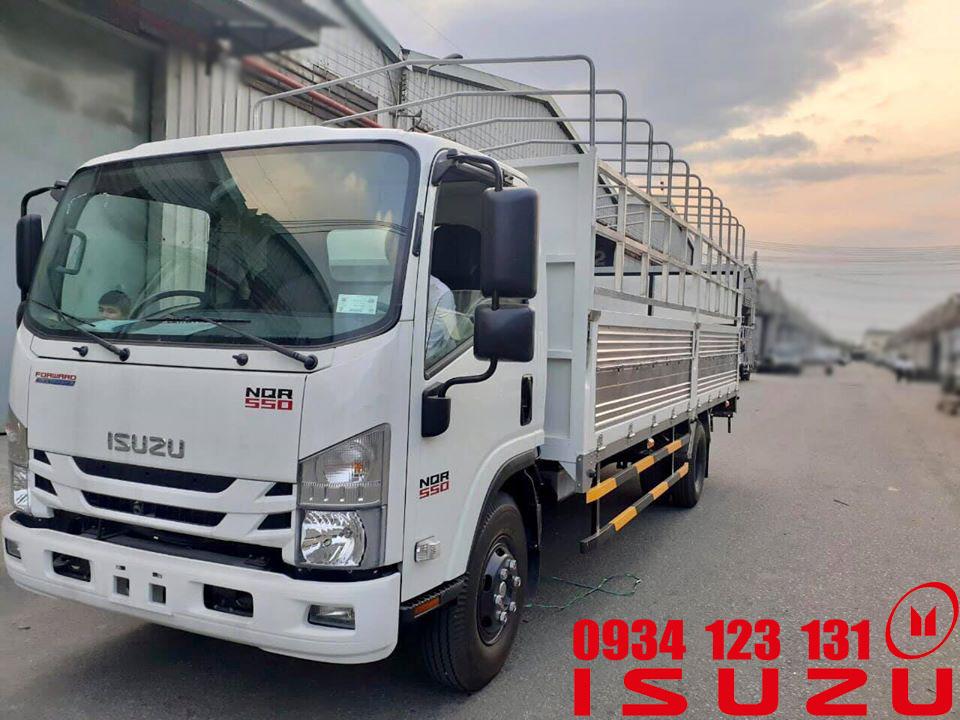 xe tải isuzu 5.5t