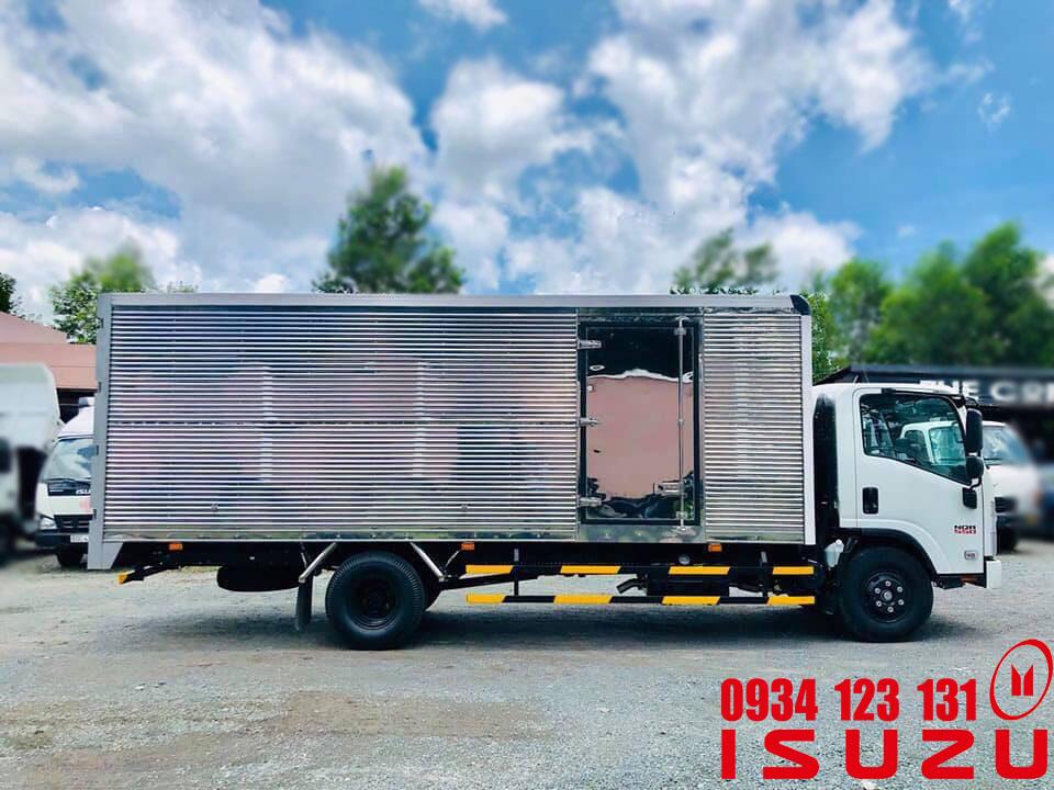 xe tải isuzu 5t5