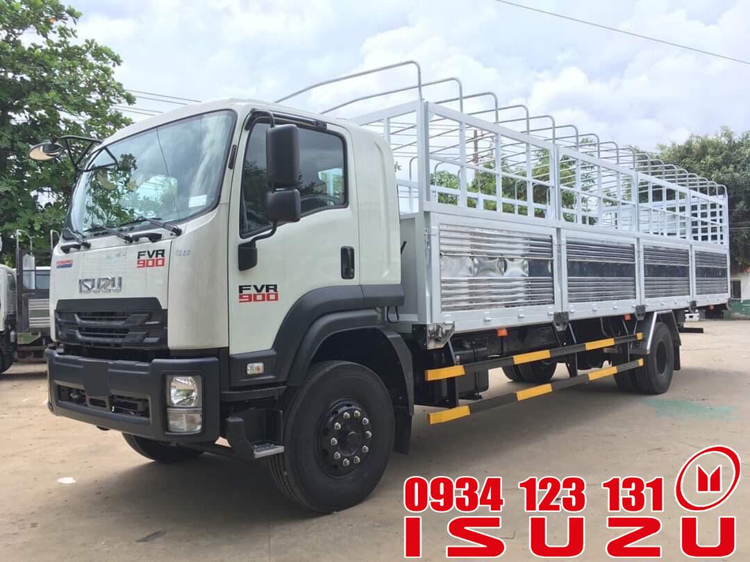 xe tải isuzu 7t5 thùng siêu dài