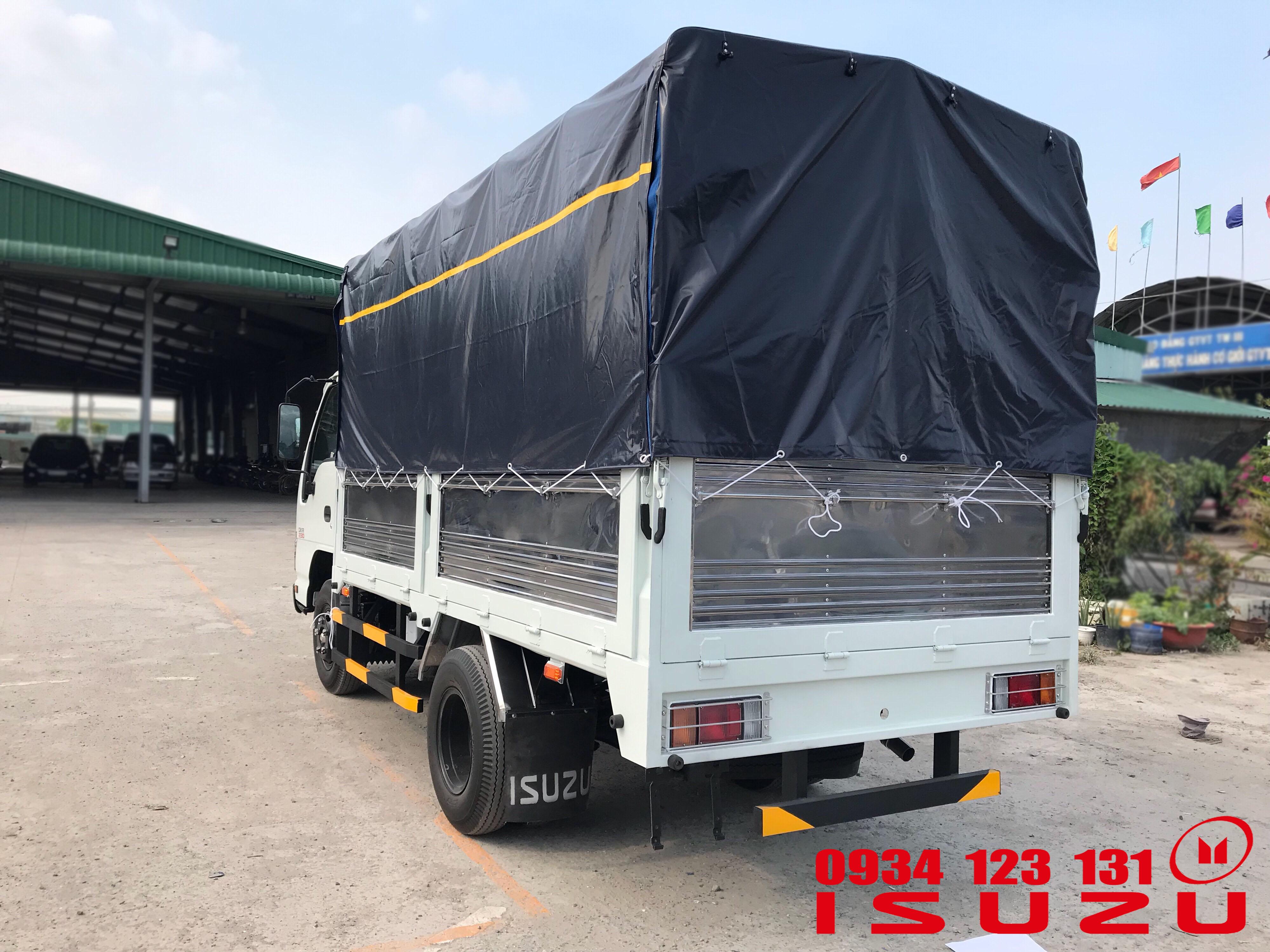 xe tải isuzu 1.4t