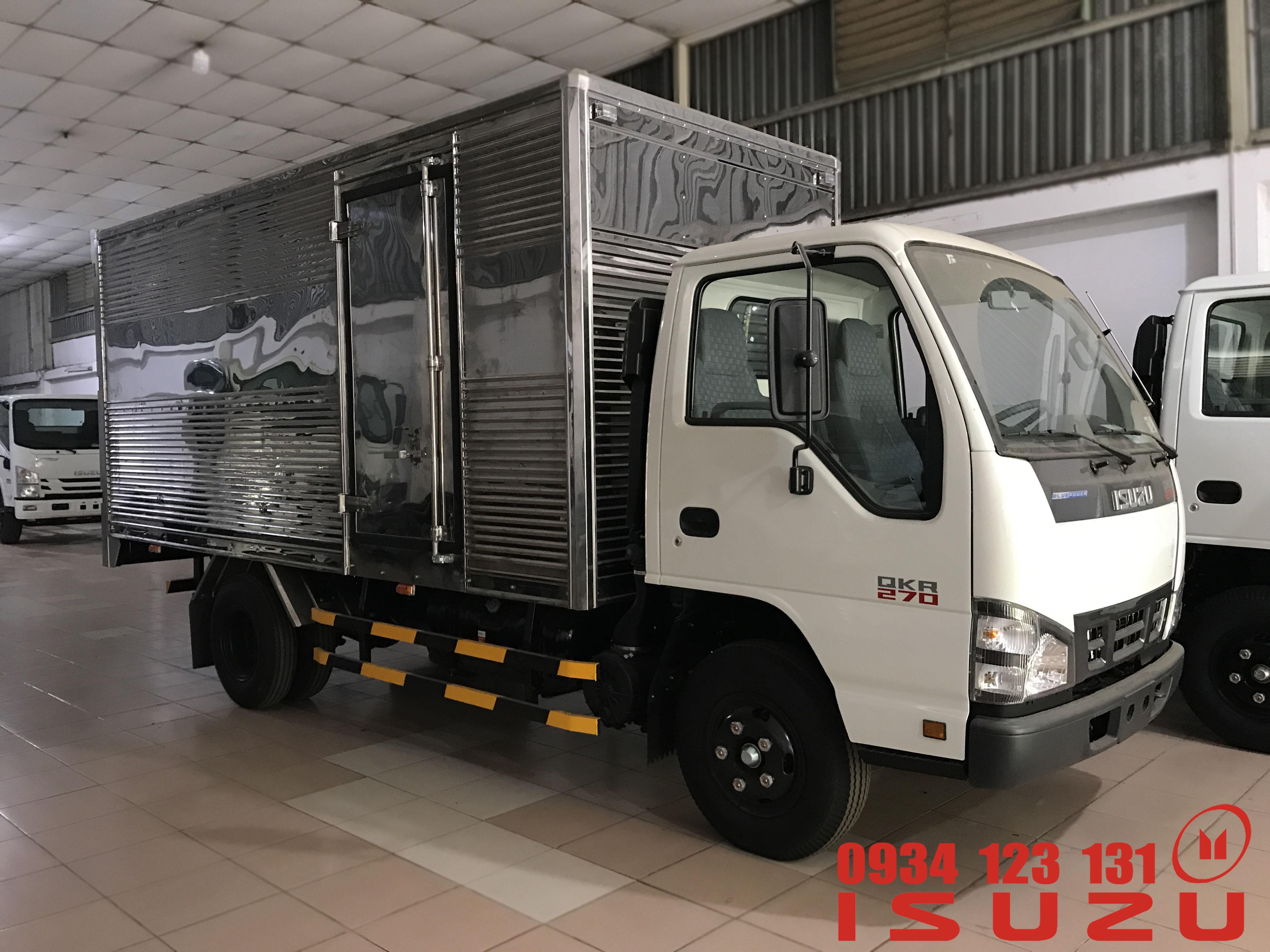 xe tải isuzu 2t3 qkr